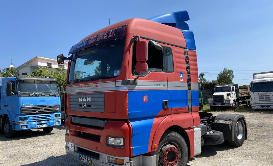MAN TGA 440